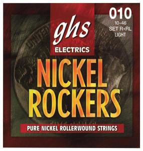 GHS Nickel Rollers RR L