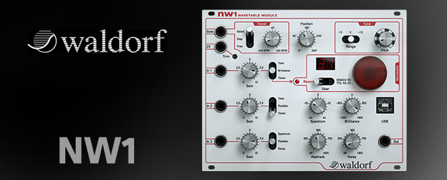 Nowy moduł NW1 firmy Waldorf!