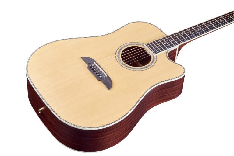 Gitary akustyczne Framus Legacy – w pełni lite modele Nashville Dreadnought