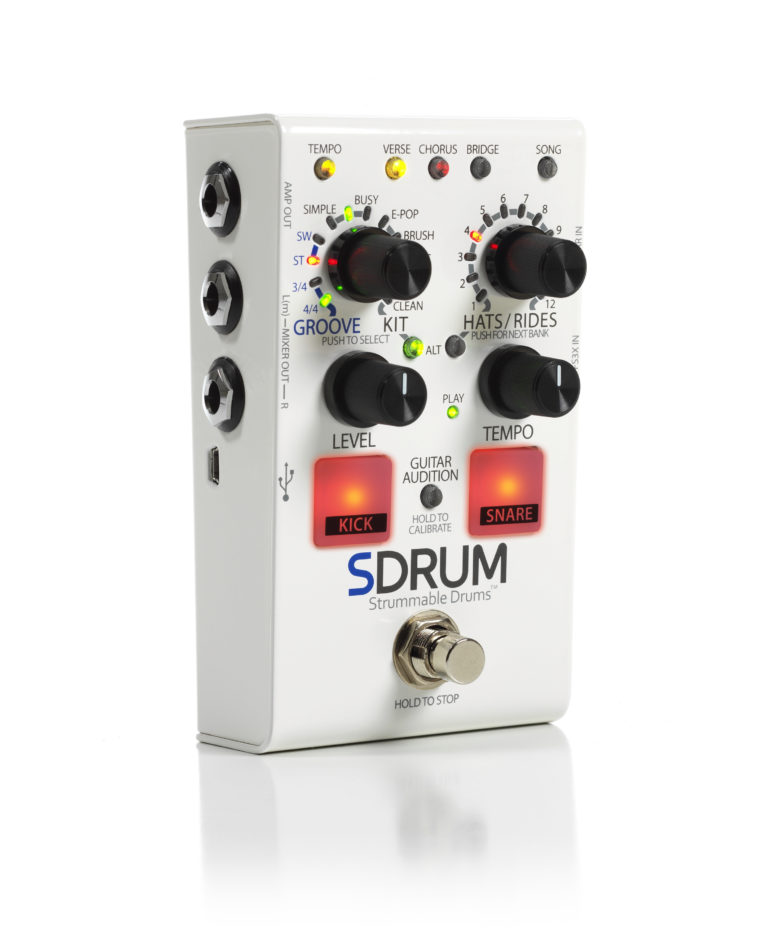 Efekt DigiTech SDRUM – Strummable Drums