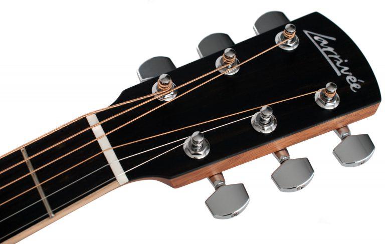 Gitary Larrivée w dystrybucji W-Music Distribution